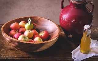 Яблочный уксус чем полезен