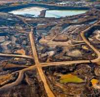 Полезные ископаемые зарубежной европы