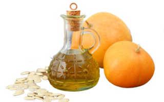 Масло из тыквенных семечек польза и вред
