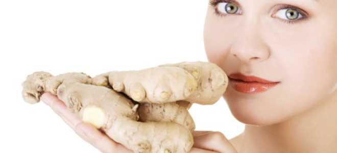 Полезные свойства имбиря для женщин
