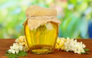 Мед акациевый полезные свойства и противопоказания