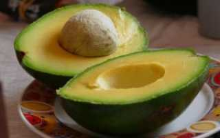 Полезно ли авокадо