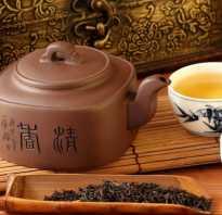 Чай китайский молочный улун полезные свойства