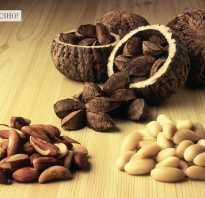 Чем полезен бразильский орех для мужчин