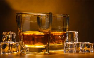 Полезные свойства виски
