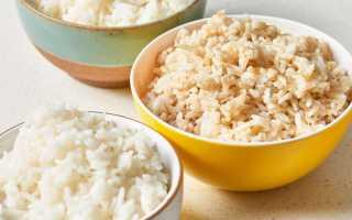Какой полезен рис
