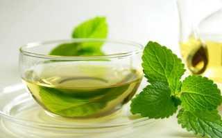 Чем полезна мята в чае