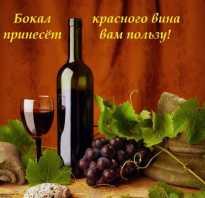 Чем полезно домашнее вино