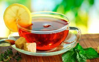 Чай с лимоном польза и вред
