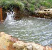 Сероводородная вода чем полезна