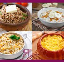 Полезные и простые блюда