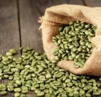 Кофе зеленый чем полезен