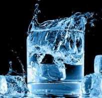 Чем полезна талая вода из морозилки