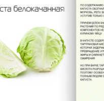 Чем полезна белокочанная капуста для мужчин
