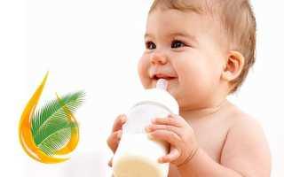 Чем вредно пальмовое масло в детских смесях