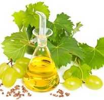 Масло виноградной косточки полезные свойства применение