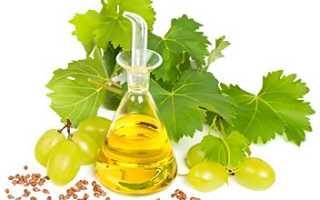 Масло виноградной косточки полезные свойства
