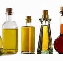 Чем полезно масло растительное