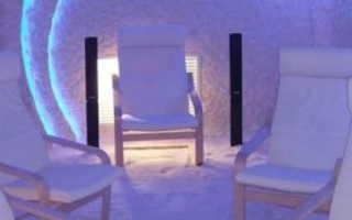Чем полезна солевая комната