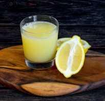 Сок лимона чем полезен