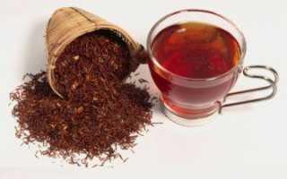 Ройбуш чай полезные свойства