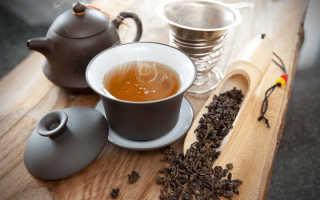 Молочный чай улун полезные свойства