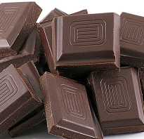 Полезен ли черный шоколад