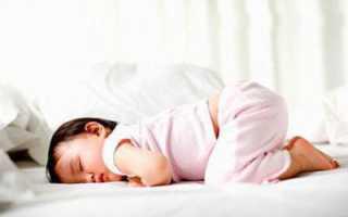 Сон на животе польза и вред