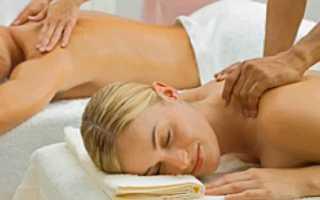 Полезен ли массаж