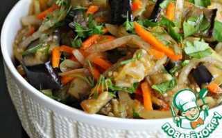 Полезные овощные салаты