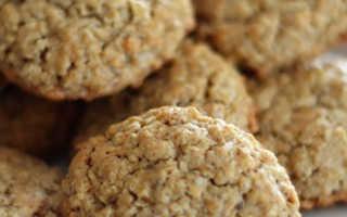 Чем полезно овсяное печенье