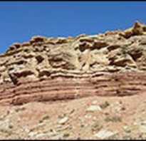 Полезные ископаемые осадочного происхождения