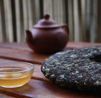 Чай пуэр зеленый полезные свойства и противопоказания