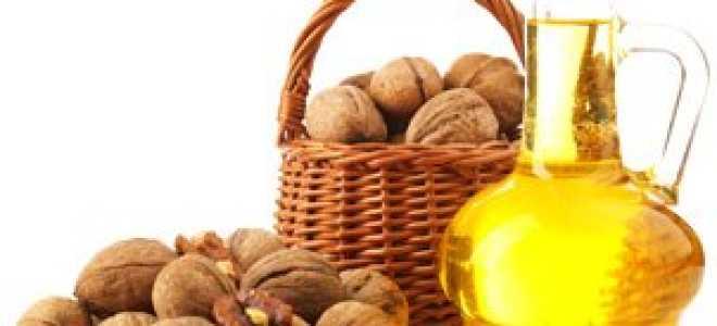 Чем полезно масло грецкого ореха