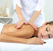 Лимфодренажный массаж чем полезен