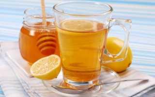 Чем полезна вода с медом и лимоном