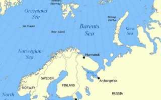 Полезные ископаемые европейского севера