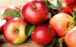 Полезные свойства яблок