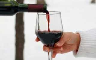 Чем вредно вино