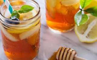 Мед с водой натощак утром чем полезен