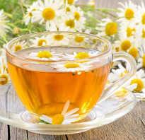 Ромашка чай чем полезен