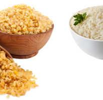 Рис булгур полезные свойства