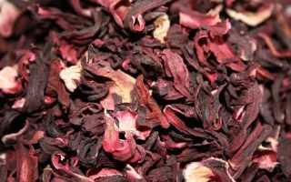 Полезные свойства каркаде чай для мужчин