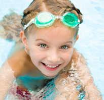 Чем бассейн полезен для детей