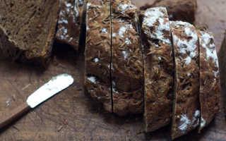 Какой хлеб полезнее белый или черный