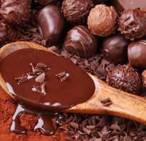 Полезен шоколад или вреден