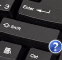 Полезные комбинации клавиш на клавиатуре