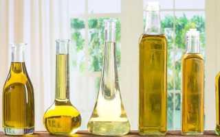 Масло оливковое какое полезнее