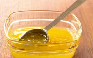 Польза топленого масла