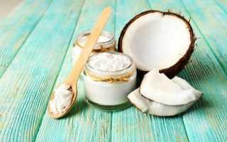 Кокосовое масло чем полезно для волос